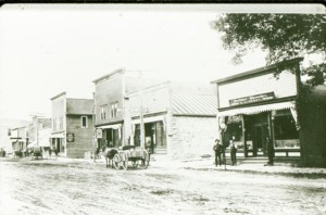 SEYMOUR CITY PROBLEMS - 1900