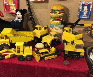 Vintage Toy Show At The Museum Until August 15