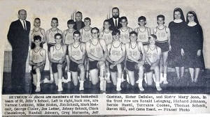 HISTORY OF ST. JOHN'S BASKETBALL