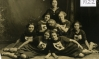 Girls basketball team   1922