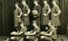 Girls Basketball team   1923 -  1924