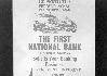 The First National Bank of Seymour, Wisconsin advertising