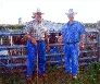 Auctioneers at Kuehne Livestock