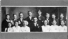 Confirmation class from about 1919