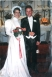 Dennis Leisgang and Charlotte Ullmer wedding, 4 August 2001