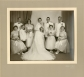 Wedding Party of Janet Hechel and Earl Sigl