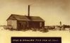 John Schmidts saw  mill    east of Issar  1905-1908