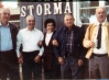 Al Storma with Brothers and Sister.
