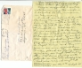 Thiel Letter World War II