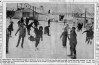 Seymour Students Ice Skating during Christmas Vacation