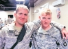 Staff Sergeant Jason Busch and Sergeant Josh Busch