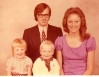 Chuck and Julaine Miller Family   1970's