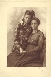 Esther Pearl Stewart Dean and her Daughter Olive Lillian Dean