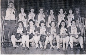 Seymour Girls Softball (1949)